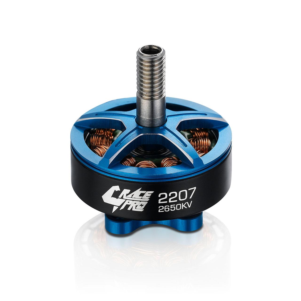Moteur Hobbywing XRotor 2207-2650KV RACE PRO BLUE