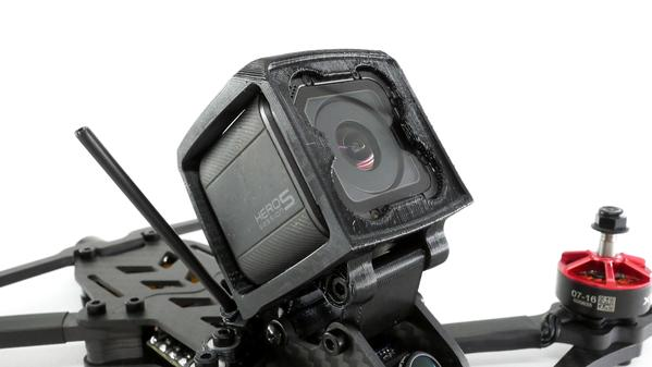 GoPro Session Mount (Smooth Operator)