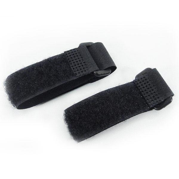 2 straps pour batterie LiPo
