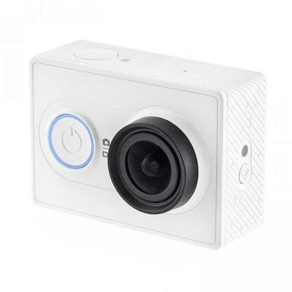 Caméra Xiaomi Yi 1080P 60FPS (Blanche)