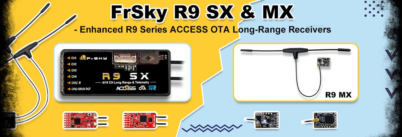 FRSKY R9MX / R9SX